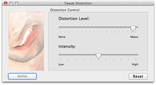 Distortion Effect
