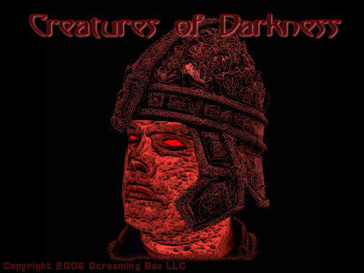 Click to view Creatures Of Darkness - MorphVOX Add-on 3.3.1 screenshot