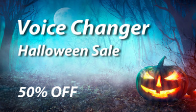 Scary Voice Changer Sale