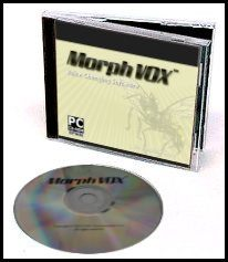 MorphVOX available on CD