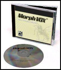 MorphVOX available on CD