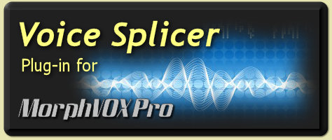 Voice-Overs, Story Dialogue Tool, Voice morphing, Voice Splicer Plug-in