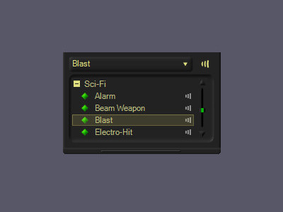 Broadcast Science Fiction sound effects - Add-on for MorphVOX Voice Changer