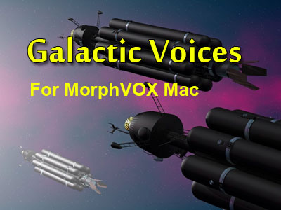 More Mac Voices - Galactic Voices