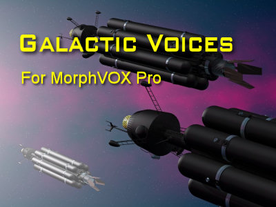 Galactic Voice Pack Released